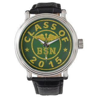 Class Of 2015 BSN Wristwatch