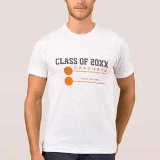 Class of 2015 | Custom Year Graduation T-Shirts