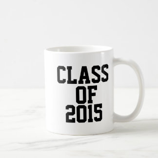 Class of 2015 Graduate Basic White Mug