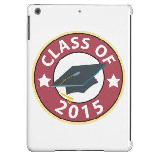 Class of 2015 Graduation Cap iPad Air Covers