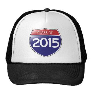 Class of 2015 Interstate Sign Cap