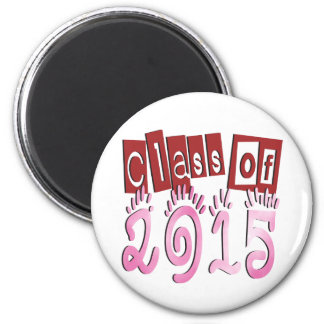 Class OF 2015 Magnets