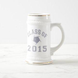 Class Of 2015 Photography - Grey 2 Mug
