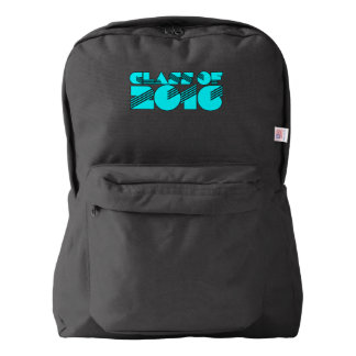 Class of 2016 backpack