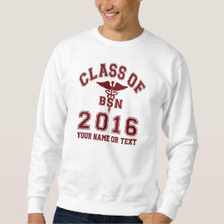Class Of 2016 BSN Pull Over Sweatshirt
