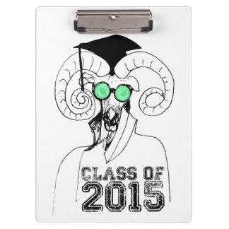 Class of 2016  Graduate Aries - Clipboard