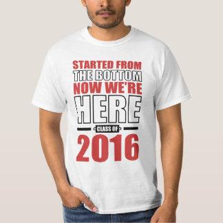 Class Of 2016 Graduation Shirt