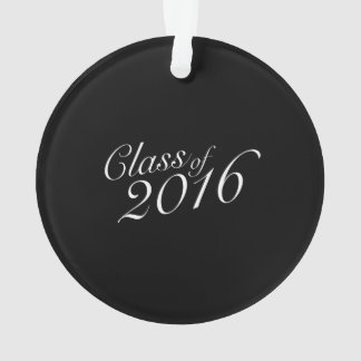 Class of 2016 High School Graduate