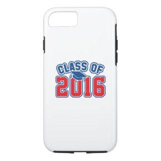 Class Of 2016 Teaching iPhone 7 Case