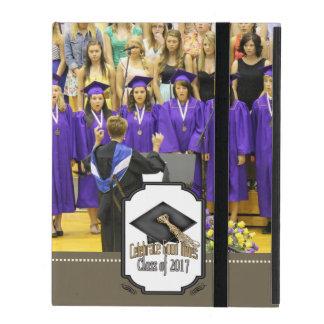 Class of 2017 Celebrate Good Times Graduation Gift iPad Case