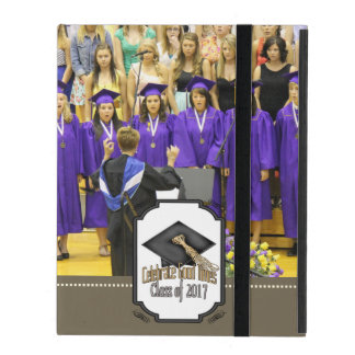 Class of 2017 Celebrate Good Times Graduation Gift iPad Covers