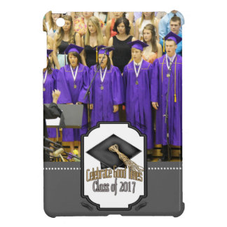 Class of 2017 Celebrate Good Times Graduation Gift iPad Mini Covers