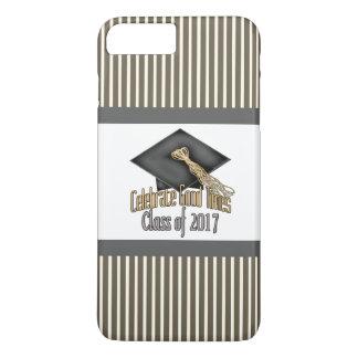Class of 2017 Celebrate Good Times Graduation Gift iPhone 8 Plus/7 Plus Case