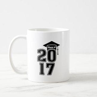Class of 2017 coffee mug