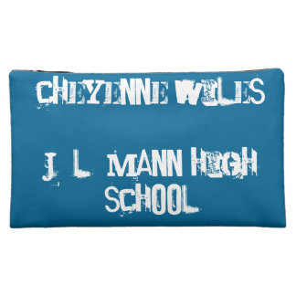 Class of 2017 Cosmetic Bag