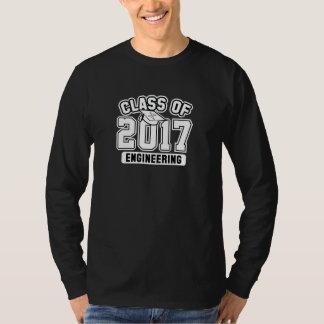 Class Of 2017 Engineering T-Shirt
