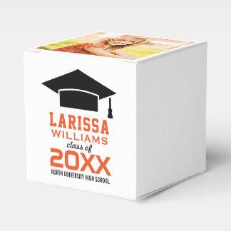 Class of 2017 Favor Box | Custom Graduation Party Favour Boxes
