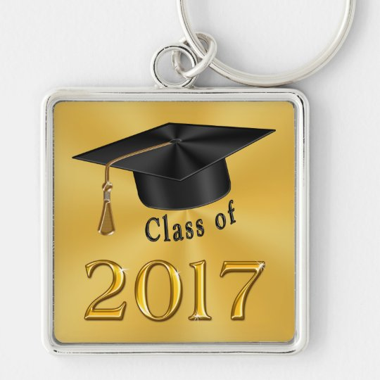 Class of 2017 Gold and Black Graduation Gifts