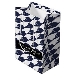 Class Of 2017 Graduation Gift Bag (Midnight Cap)