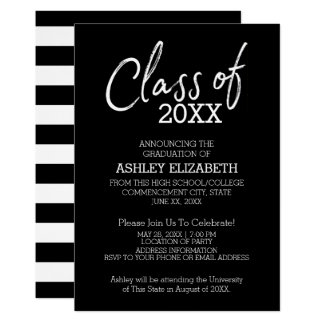 Class of 2017 Graduation Party Card