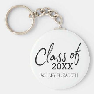 Class of 2017 Graduation Party Key Ring