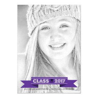 Class Of 2017 Graduation Photo Announcement