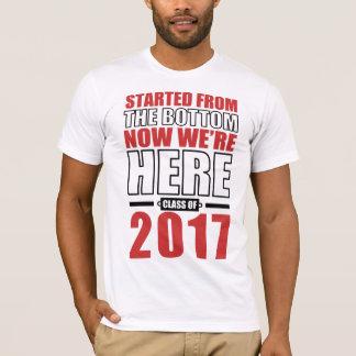 Class Of 2017 Graduation T-Shirt
