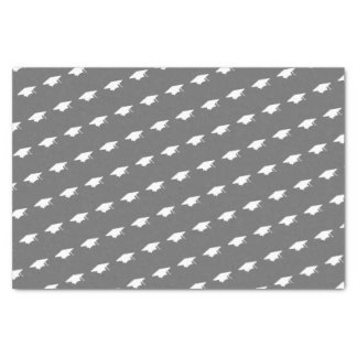 Class Of 2017 Graduation Tissue Paper (Gray Cap)