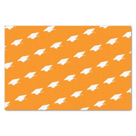 Class Of 2017 Graduation Tissue Paper (Orange Cap)