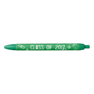 Class of 2017 Green White
