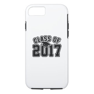 Class Of 2017 iPhone 7 Case