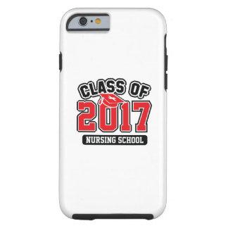 Class Of 2017 Nursing Tough iPhone 6 Case