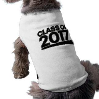 Class of 2017 shirt