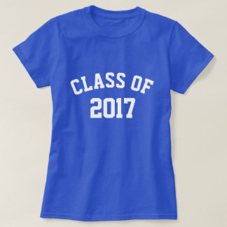 Class of 2017 Women's T-Shirt (More colors)