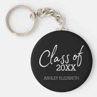 Class of 2018 Graduation Party Key Ring