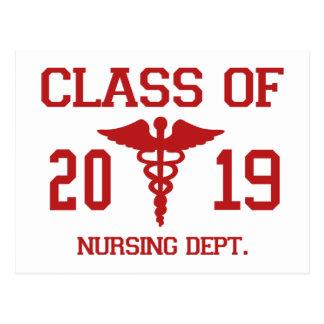 Class Of 2019 Nursing Dept Postcard