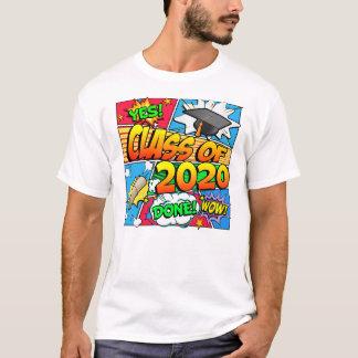 Class of 2020 Comic Book T-Shirt