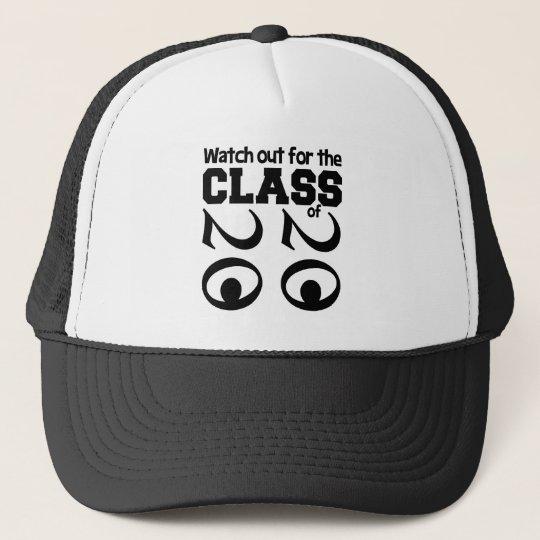 CLASS OF 2020 hat - choose color