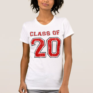 Class Of 2020 T Shirts