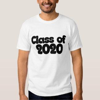 Class of 2020 tee shirts
