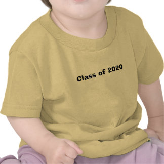 Class of 2020 tees