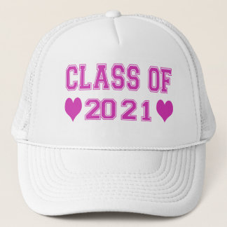 Class Of 2021 Hat