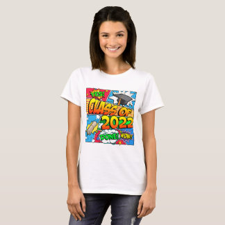 Class of 2022 Comic Book T-Shirt
