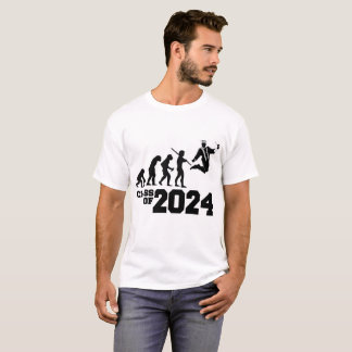 Class of 2024 Evolution T-Shirt