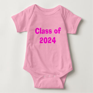 Class of 2024 tees