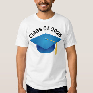 Class of 2028 Graduate Gift Tshirts