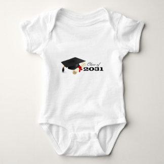 Class of 2031! tee shirt