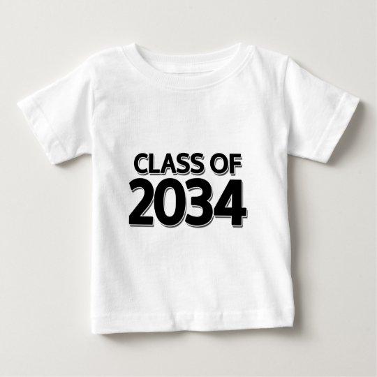 Class of 2034 baby T-Shirt