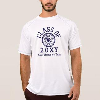 Class Of 20?? Football T-shirt