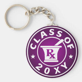 Class of 20?? Pharmacy Key Ring